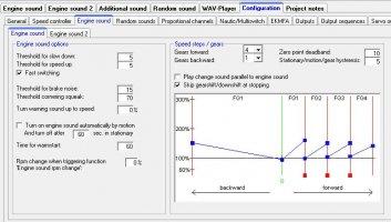 Configuration Engine Sound