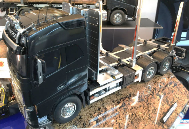 tamiya volvo fh16 750 56360 astec models rc model truck. Black Bedroom Furniture Sets. Home Design Ideas